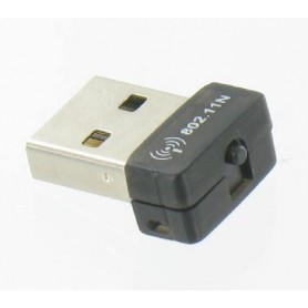 WiFi 150Mbps Ultra Mini Nano USB Adapter YNW031