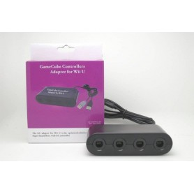 NedRo, GameCube Controller Adapter for Wii, Nintendo Wii U, YGN920, EtronixCenter.com