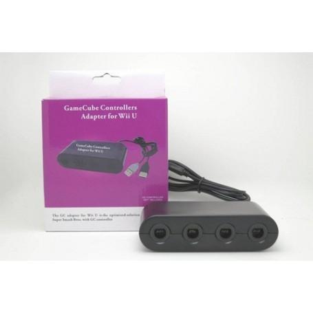 NedRo, GameCube Controller Adapter for Wii, Nintendo Wii U, YGN920, EtronixCenter.com