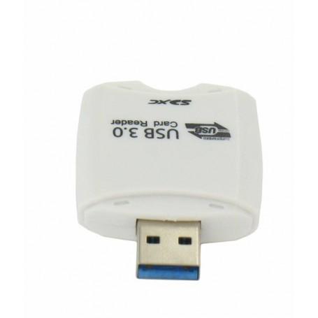 NedRo, USB 3.0 SD Card Reader YPU368, SD and USB Memory, YPU368