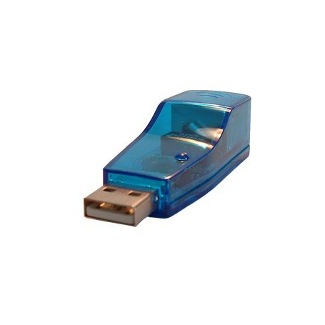 Oem - USB To Ethernet Adapter UTP 10/100Mbps YPU104 - Network adapters - YPU104