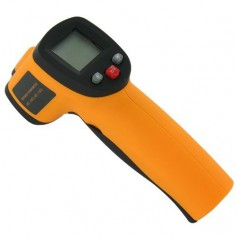 Infrared Thermometer with Laser Pyrometer -50 to 380 degrees