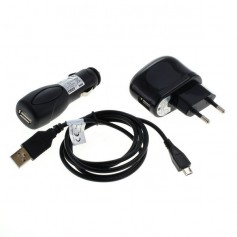 OTB accessory set compatible with Micro-USB - charging function only