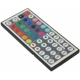 NedRo, RGB LED IR Remote Controller 48 buttons + cabinet, LED Accessories, 06005, EtronixCenter.com
