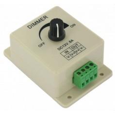 Oem - Single color LED Dimmer switch for 12V and 24V LED Strip - LED Accessories - LCR08