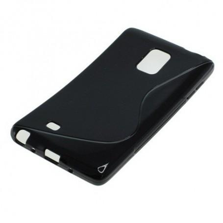 OTB, TPU Case for Samsung Galaxy Note Edge SM-N915, Samsung phone cases, ON1093-CB, EtronixCenter.com