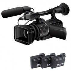 Photo-video batteries